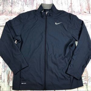 Nike Dr-Fit Full Zip Up Training Jacket